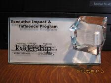 RARE--ENRON Executive Impact & Influence Program Award