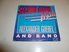 "ALEXANDER GOEBEL & BAND - Second Hand Man - Belgium 2-track 7"" Juke Box Single"