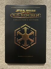 Star Wars The Old Republic Collectors Edition Steelbook Case For PC