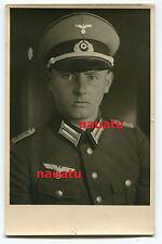 Foto Portrait WH Offizier Pionier-Bataillon 2 Stettin