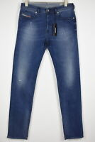 RRP £120 DIESEL BUSTER 084NV STRETCH  Men's W31/L34 Slim Tapered Jeans 11595*mm