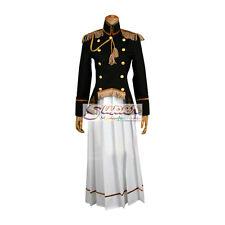 Hetalia: Axis Powers Japan Honda Kiku Reversion Female Uniform Cosplay Costume