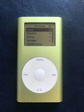 Apple iPod mini – Green (4 Gb)