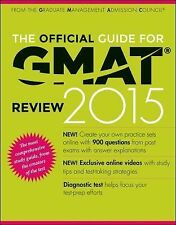 The Official Guide for GMAT Review 2015 with Online Question Bank and Exclusive
