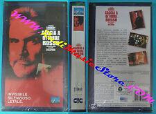 film VHS CACCIA A OTTOBRE ROSSO 1993 SIGILLATA CIC PVS 70154 (F89*) no dvd