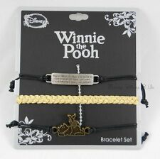 -new-disney-winnie-the-pooh-bravery-bracelet-3-pack-arm-party-cord-bracelet-set