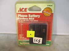 Phone Battery At&T V-Tech 3.6V 700 Mah Ace 3190329
