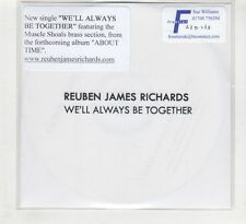 (HD584) Reuben James Richards, We'll Always Be Together - DJ CD