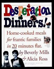 Desperation Dinners ( Mills, Beverly ) Used - VeryGood