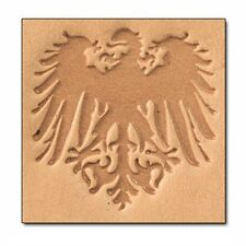8663 Craftool 3-D Stamp Crest Tandy Leather 8663-00