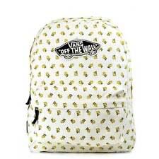 VANS Snoopy Peanuts Realm Backpack - Woodstock School Bag VA3AOWO45 *FREE Haribo