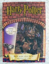 NEW Harry Potter Puzzle Glow-in-the-Dark BEWARE FLUFFY! 250 pieces