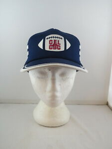 Vintage Screened Trucker Hat - The CFL on CBC - Adult Snapback