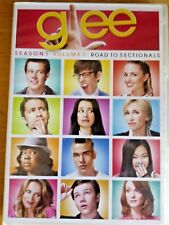 Glee: Season 1, Vol. 1 - Road to Sectionals (DVD, 2009, 4-Disc Set) Tv Show LOOK