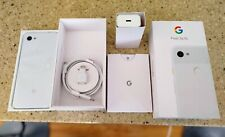 Google Pixel 3a XL - 64GB - Clearly White (Unlocked) (Single SIM)