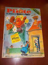 """""""PILOTE no 385"""" (1967) SPECIAL PRINTEMPS / PILORAMA - UNE VILLE ETRUSQUE"""