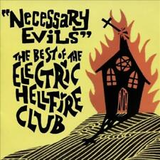 ELECTRIC HELLFIRE CLUB - NECESSARY EVILS: THE BEST OF * NEW CD