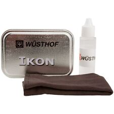 Wusthof Ikon Blackwood Wood Care Kit