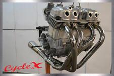 Honda CB750 69-78 Chrome Cycle X 4-2-1 Super Race System (SOHC) , chopper , brat