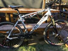 "Cube Xms Mountain Bike. 20"" Full Suspension,"