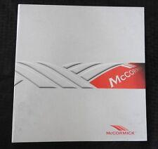 GENUINE McCORMICK MTX110 MTX125 MTX140 TRACTOR PARTS CATALOG MANUAL VERY NICE