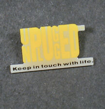 PIN  UNPLUGGED - KEEP IN TOUCH WITH LIFE    (AN1743)