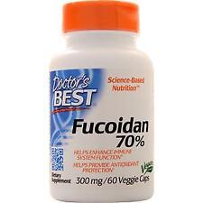 Doctor's Best Fucoidan 70%  60 vcaps