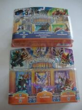 Skylanders Giants Dragonfire Cannon Gill Grunt Flashwing Double Trouble Packs