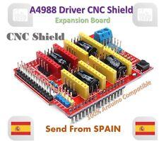 A4988 Driver CNC Shield Expansion Board for Arduino V3 Engraver 3D Printer