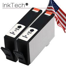 2 BK New Gen For HP 564XL Ink Cartridge Photosmart 6510 6520 7510 7520 Printer