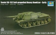 Trumpeter 1/72 (20mm) SU-152 Self Propelled Howitzer (Early)