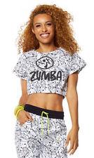 M Zumba Damen-Sport-Shirts & -Tops