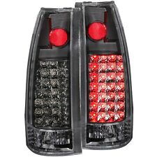 ANZO Led Black Tail Lights For G2 Chevy/GMC C/K1500/2500 88-98 / C/K3500 88-00