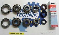 Lagersatz  Schaltgetriebe Typ VK4, 6 Gang Renault,