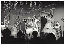 "Bobo Lewis ""MEDIUM RARE"" Anne Meara / Sheldon Harnick 1960 Chicago Press Photo"
