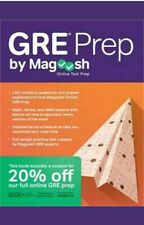GRE Prep by Magoosh by Magoosh  PAPERBACK 2017