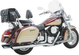 Vance & Hines - 18369 - Slash-Cut Dual Exhaust Kawasaki Vulcan 1500/1600/1700