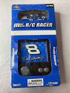 Sunoco Dale Earnhardt Jr #8 Blue 1 72 Scale Mini Micro Radio Control Racer