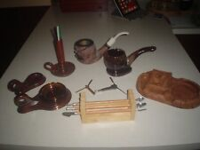 smoking pipe accessories and decor