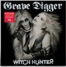 Grave Digger - Witch Hunter - New CD Album - Pre Order 25th May