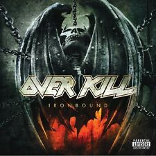 Ironbound - Overkill (2010, CD NUOVO) Explicit Version