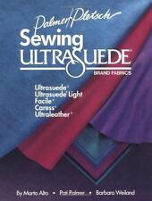 Sewing Ultrasuede Brand Fabrics: Ultrasuede, Ultrasuede Light, Caress, Ultraleat