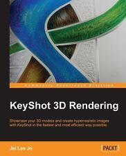 Keyshot 3d Rendering: By Jei Lee Jo