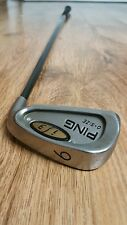 Ping i3 O-Size Silver Dot 6 iron Graphite S