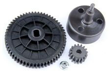 Clutch Bell and 58T/16T Metal Gear set for 1/5 hpi rovan KM baja 5b ss parts