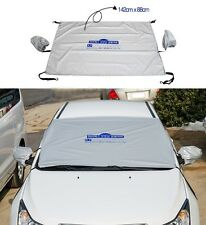 Window Windscreen Windshield Snow Frost ICE Protector Screen Cover for Universal