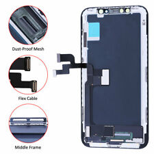 Soft OLED Display LCD Touch Screen Digitizer Assembly Replacement For iPhone X