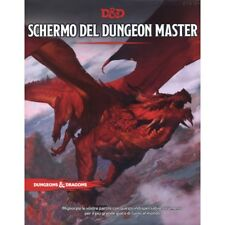 Dungeons & Dragons D&D V Edizione Schermo Del Dungeon Master [Italiano] ASTERION