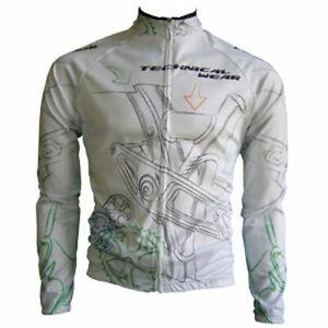 "Franklin Cycling Jersey 'Technical Wear'/ UK size XXL(44-45""chest)/ Long sleeve"