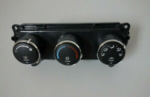 2007 2008 2009 Dodge Nitro Heater A/C Climate Temp Control Switch P55111802AG